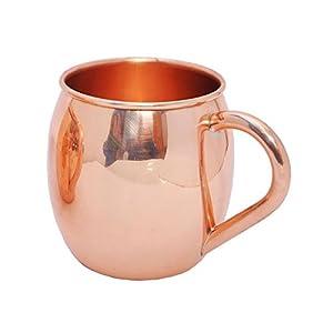 S N INTERNATIONAL Pure Copper Moscow Mule Mug 550 ML.