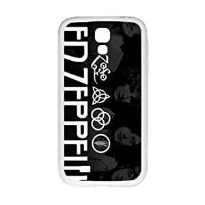 Happy Led-zeppelin Fashion Comstom Plastic case cover For Samsung Galaxy S4