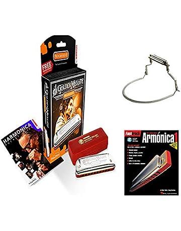 Accesorios para armónicas | Amazon.es