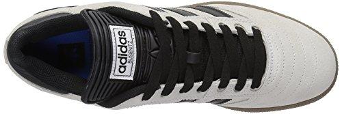 Adidas Mens Skateboarden De Busenitz Sneaker Kristal Wit / Zwart