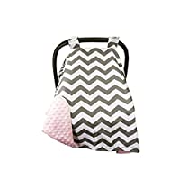 Kocome Baby Car Seat Canopy Cover Infant Children Carseat Cover Canopies Cover Blanket