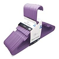 Mainstays Adult Hangers Purple Orchid - 18 Count