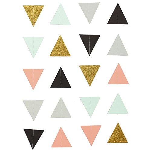 moment Triangle Geometric Supplies Birthday