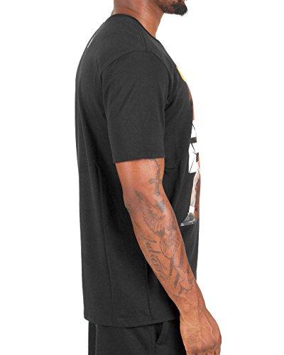 Black IX Jordan West shirt T St L White Taille AJ Madison HHwP5qR0