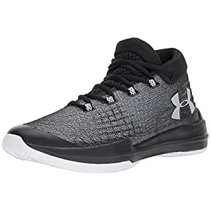 Under Armour Men's NXT TB, Black (001)/White, 9