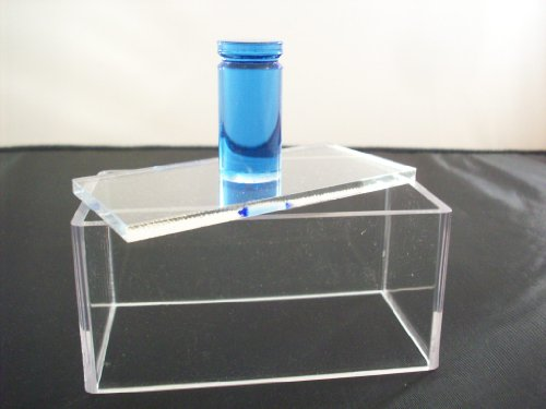 Blue Round Rod Handle Single Acrylic Press Spam Musubi Non Stick Sushi (Sushi Press)