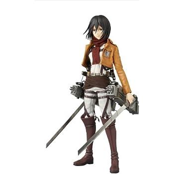 Mikasa Ackerman (Shingeki no Kyojin) - MyAnimeList.net
