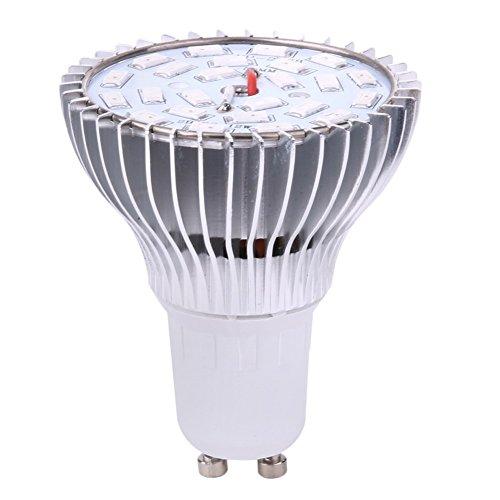 WinnerEco Led Grow Light Bulb Full Spectrum GU10 24 AC85-265V Led Growing Lamp Plant Light For Sale
