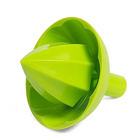 Mini Frutas licuadora exprimidor de Zumo de Limón Naranja Prensa Manual Mano doméstico de plástico exprimidor Citrus Juicer Maker Mini Herramienta de ...
