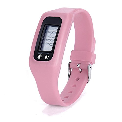 Iuhan® Fashion Digital LCD Pedometer Run Step Walking - Calorie Counter