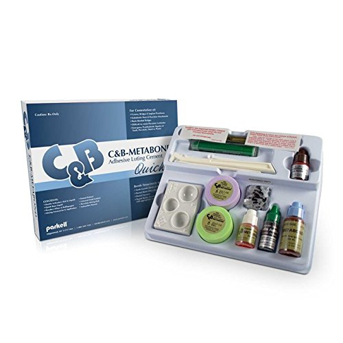 Parkell HS380 CandB Metabond Quick Adhesive Cement System