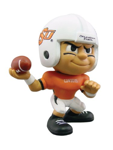 Oklahoma State University Players (Lil' Teammates Oklahoma State Cowboys Quarterback NCAA Figurines)