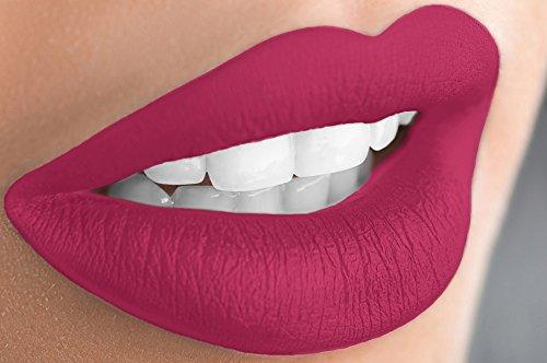 Liquid Matte Lipstick Long Lasting Kissproof Lip Gloss - Zory