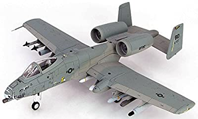 A-10 Thunderbolt II ( Warthog ) 1/72 Scale Diecast Metal Model