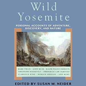 Wild Yosemite Audiobook