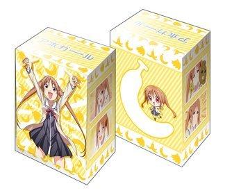 Aho Girl Yoshiko Hana Character Card Game Deck Box Case Holder Anime V2 V289