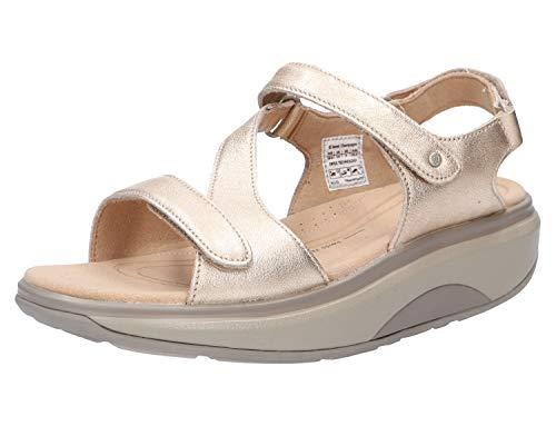 Leather Id Beige Joya Sandals Womens Jewel 5Wf5ctnSr