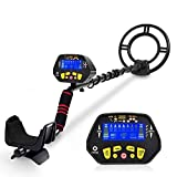 Best Metal Detectors - Metal Detector - High-accuracy Metal Finder with LCD Review