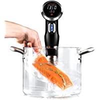Chefman RJ39-V2-A Sous Vide Precision Cooker (Black)