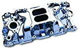 Professional Products 52020 Polished Typhoon Intake Manifold for Small Block Chevy