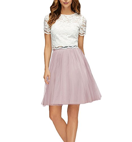 KA Beauty Damen Kleid Lilac tusobKLnh - remedial.britannia ...