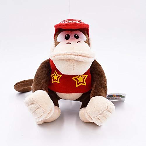 1pcs Super Mario Bros Donkey Kong 14cm Muñeca de ...