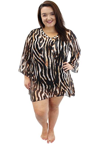 b55ce815a1 Animal Plus Size Swimwear | Shop Animal Plus Size Swimwear Online