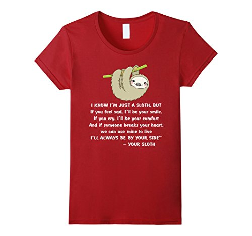 I-Know-Im-Just-A-Sloth-Your-Sloth-T-shirt