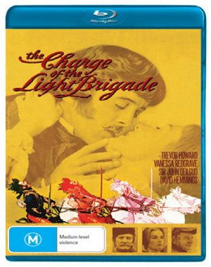 - The Charge of the Light Brigade [Blu-ray]