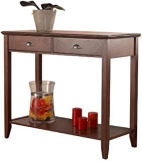 Foremost CSH10222 FMCD Sheridan Console Table, Walnut