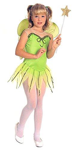 [Disney Tinkerbell Toddler Costume] (Tinkerbell Costume Baby Girl)