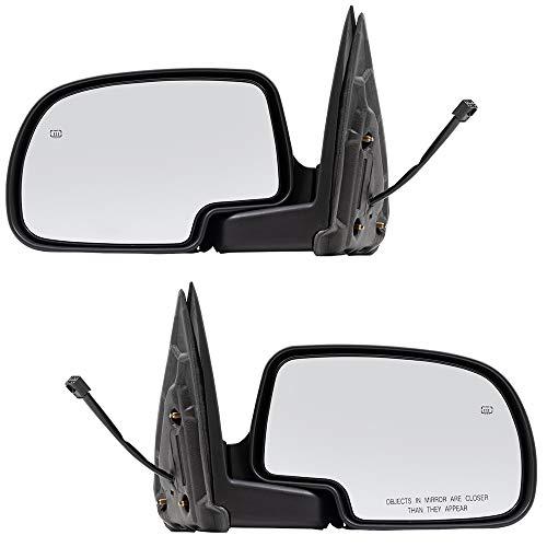 02 gmc yukon denali side mirrors - 1