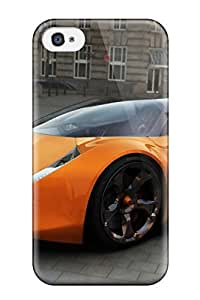 Fashionable Style Skin For Samsung Galaxy S6 Case Cover - Lamborghini Insecta Concept Car