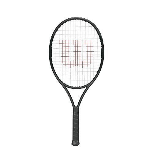 Wilson Pro Staff 25 Junior Tennis Racquet (Black)