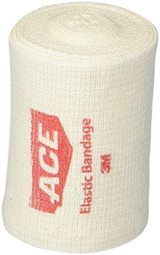 ACE Elastic Bandage with Hook Closure, 3