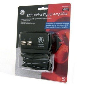 Amazon Com Ge 22db Video Signal Amplifier Home Audio