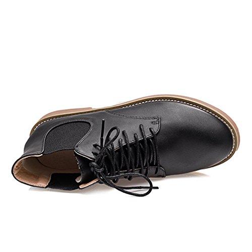 Zapatillas Mujer Mujer Mujer negro negro negro JRenok Zapatillas JRenok Zapatillas JRenok rXgXTpq
