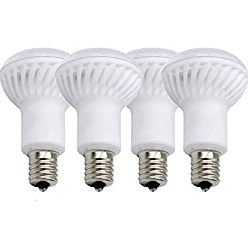Ashialight Led E17 Bulb Soft White E17 Intermediate Base Non Dimmable Equal 40 Watt