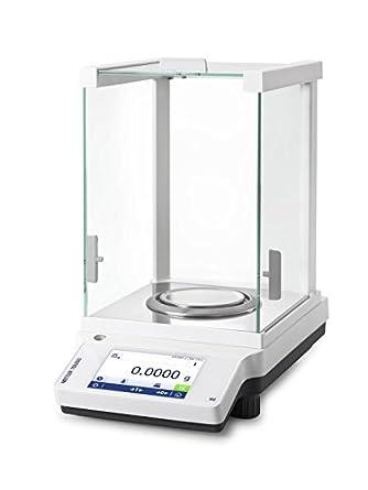 Mettler Toledo ME104TE NewClassic ME-TE Analytical Balance, 120 g x 0.1 mg
