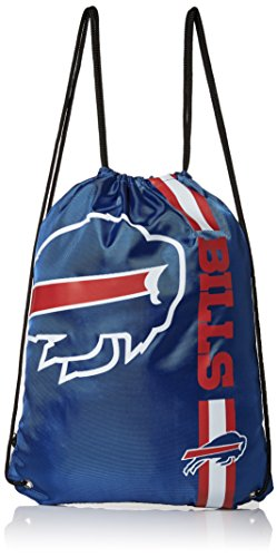 NFL Buffalo Bills Big Logo Drawstring Backpack
