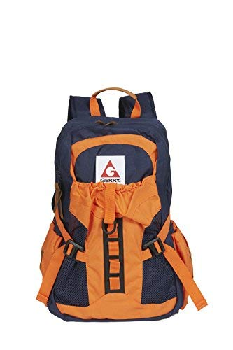 Gerry Outdoors - Thornton Zip Top Multi Compartment Backpack, Hazard [並行輸入品] B07R4WHHLZ