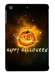 Flexible Tpu Back Case Cover For Ipad Mini/mini 2 - Happy Halloween