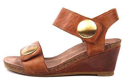 Cashott Sandalen 8020 Camel West