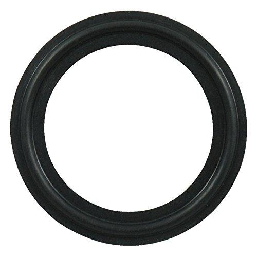 Black Buna-N Tri-Clamp Gasket - 8