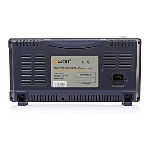 OWON LCD 800*600 Screen Digital Storage Oscilloscope SDS5052E 50M by OWON (Image #2)