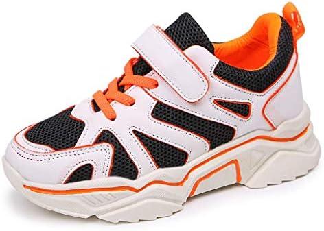 ランニングシューズ スニーカー 男の子 女の子 メッシュ パッチワーク 快適 運動靴 子供靴 柔らかい Jopinica 通気性
