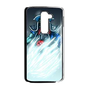 LG G2 Cell Phone Case Black Defense Of The Ancients Dota 2 STORM SPIRIT 006 LWY3545688KSL