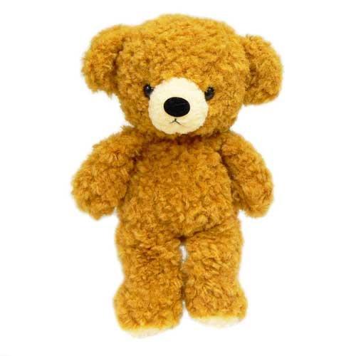 Fluffy S gefüllte Höhe 21cm Brown von kid original original original japanische gemachten Bären bee39e