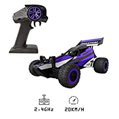 Product Specifications:  Top High speed: 20 km/h Controlling Distance: Around 40m-50m Boday Battery: 3.7V/90mAh/HA10200 Battery ( included ) Controller Battery:4 x 1.5 AA ( not included ) Playing Time of Original Battery: 8-10 mins (Depends o...