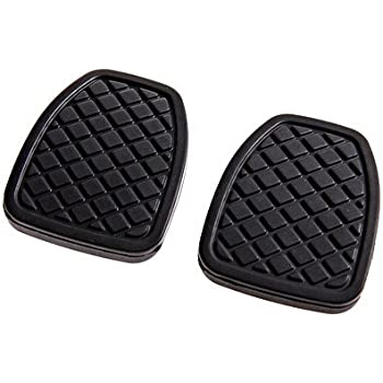 Genuine Subaru Brake Clutch Rubber Foot Pedal Pad Covers 2pcs 36015GA111